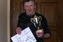 Jaroslav Brázda si letos formu načasoval ideálně.
