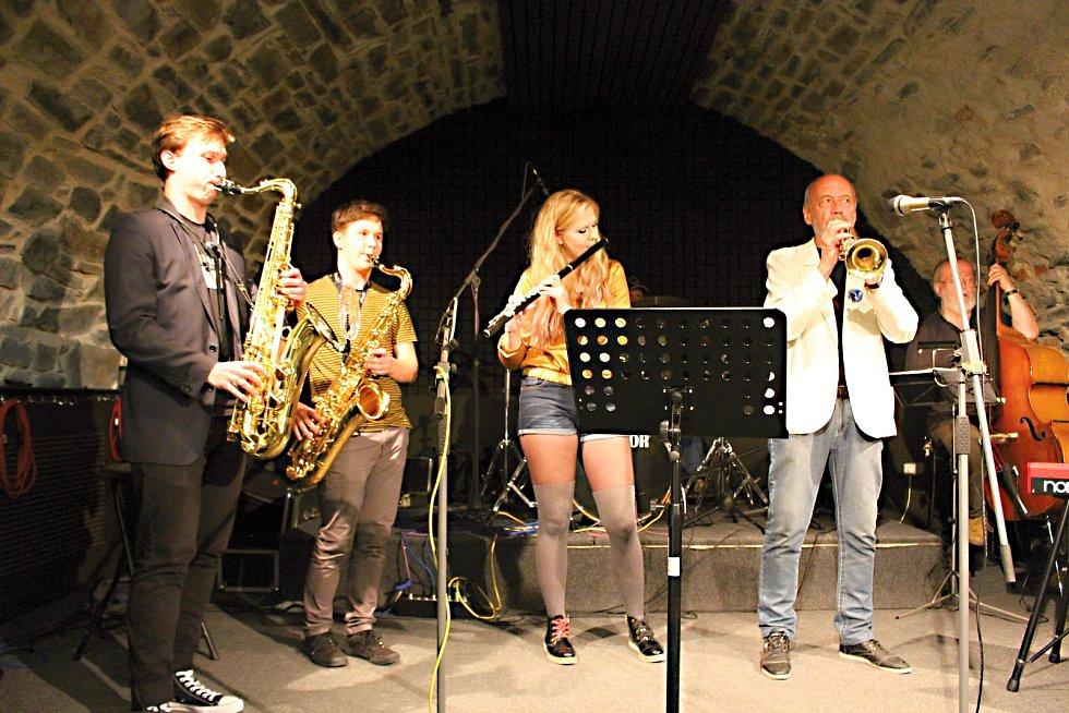 Evropské jazzové dny v Hranicích.