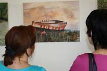 Na zámku v Hranicích je k vidění nová výstava.