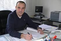 Jaroslav Šulák, velitel 2. oddělení obecné kriminality, do jehož revíru spadá Hranicko a Lipnicko.