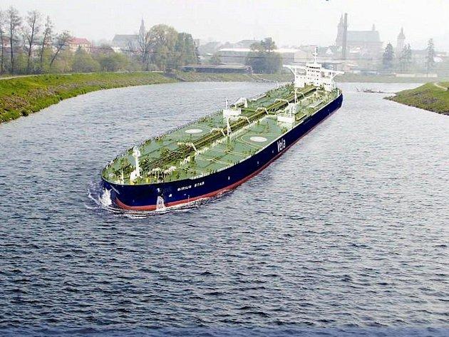 Tankery na Bečvě - realita nebo fikce?