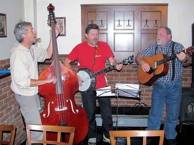 Hranická country kapela VoCoDe hrála na Spartě.