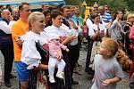 Černotín navštívila komise souteže Vesnice roku