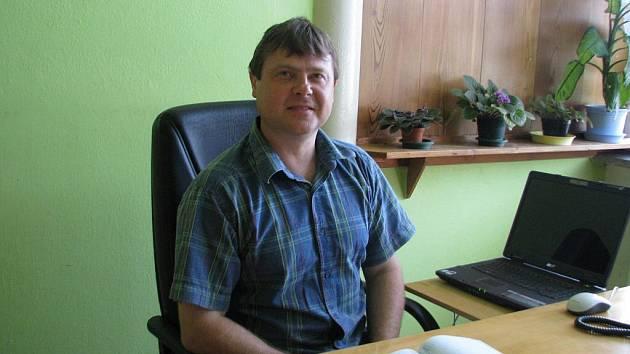 Starosta Rakova Jaroslav Ludka