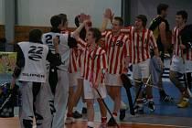 Přerov proměnil premiérovou účast ve druhé lize ve třetí místo.