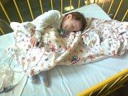 Kabelkový veletrh pomůže šestiletému Vítkovi z Hranic. Vítek je ale i přes svůj handicap velice přátelský, milý a usměvavý kluk, který si rád hraje jako každé dítě.
