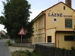 Lázně Bochoř jsou často nazývány Moravské Piešťany.