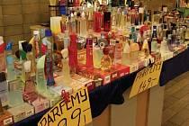 Napodobeniny parfémů jsou velmi nekvalitní.