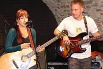 Hranická punková skupina Virgin Sue se představila v Zámeckém klubu.