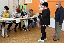 Volby do krajského zastupitelstva a do Senátu v Hranicích, 2. října 2020