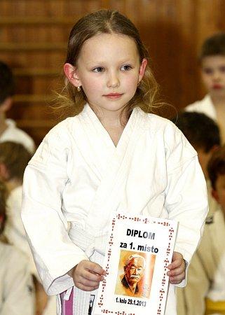 Vítězka Kristýna Pokorná