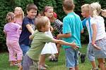 Dětská diskotéka odstartovala hodové veselí v Kojetíně