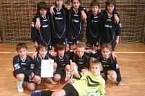 Fotbalisté mladší žáci hranického SK zahájili halovou sezonu.