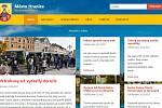 Město Hranice spustilo 23. října své nové webové stránky. Mají být přehlednější a modernější.