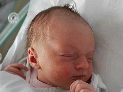 Danielka Kostrouchová, Horní Nětčice, narozena 10. dubna 2012 ve Přerov, míra 51 cm, váha 3 190 g