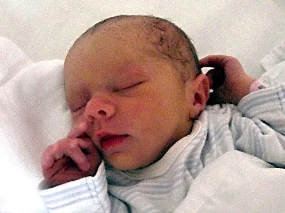 Veronika Varájová, Přerov, narozena dne 8. září 2013 v Přerově, míra: 46 cm, váha: 2505 g