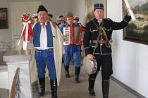V Přerově je k vidění výstava, která představuje sběratelské úspěchy etnografa Františka Pospíšila.
