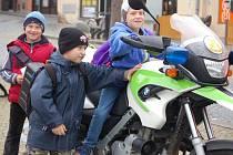 K Evropskému dni bez aut se v pondělí 22. září připojil i Lipník nad Bečvou.