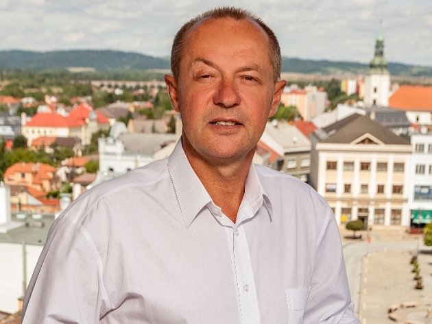 Starosta Hranic Jiří Kudláček