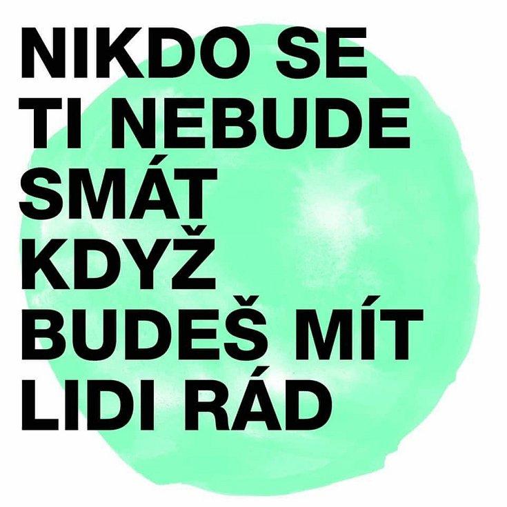 Nové album skupiny Midi Lidi nese název Nikdo se ti nebude smát, když budeš mít lidi rád.