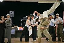Taneční skupina Oldies sbírá úspěchy po celé republice.