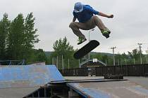 Hranický skatepark