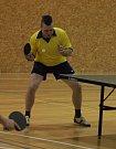 V Čechách pod Kosířem uspořádali v sobotu už šestý ročník Josefovského turnaje ve stolním tenise. Letos se poprvé jednalo pro turnaj otevřený i přespolním. Zahrát si nakonec dorazilo sedmnáct hráčů.