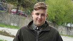 Dominik Beran se dvěma kamarády zachránili život mladému řidiči.
