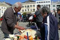 Farmářský trh v Hranicích