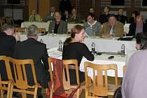 Zasedání hranického zastupitelstva