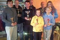 Vítězové závěrečného turnaje sezony
