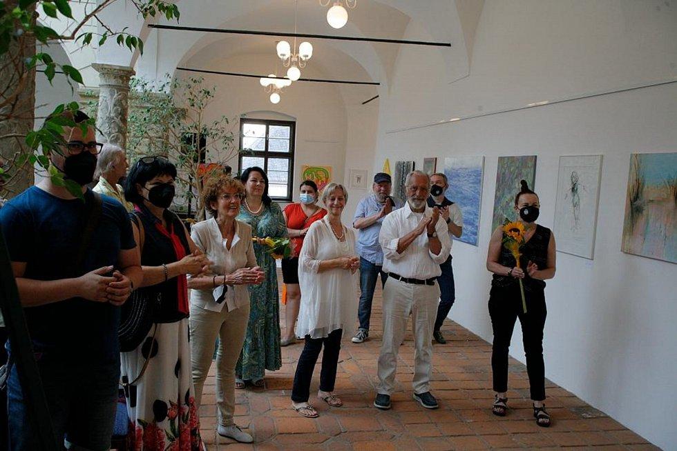 Mezinárodní výtvarné sympozium Hraniceum 2021.