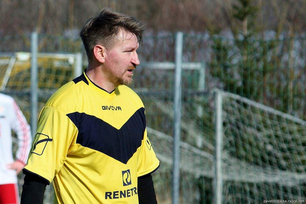 Fotbalisté Tatranu Všechovice padli v přípravě ve Valašském Meziříčí. Marek Heinz