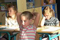 První školní den v hranických školách