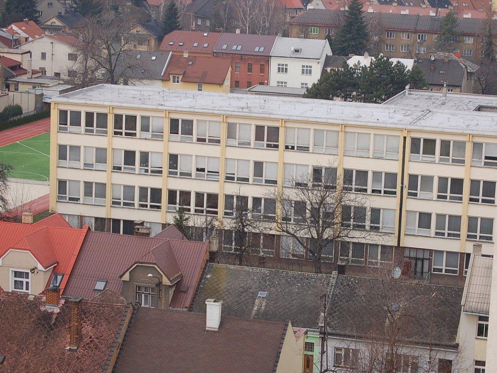 Základní škola Velká Dlážka v Přerově.