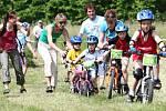 Příznivci cyklistiky si přišli na své v sobotu 31. května v Hranicích v areálu Na Staré střelnici, kde se konal další závod Valašského poháru.