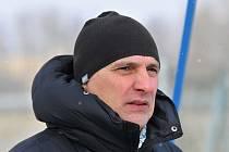 Alexander Bokij, trenér divizních fotbalistů Hranic