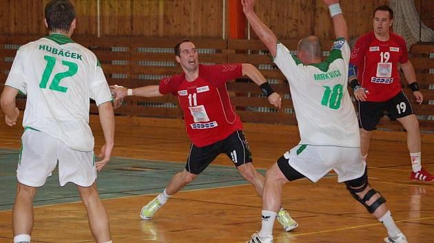 Házenkáři Sokola HC Přerov byli nejblíže extralize v sezoně 2007-2008, kdy vyhráli první ligu, jenže v baráži nestačili právě na Hustopeče, které letos nejvyšší soutěž opouští.