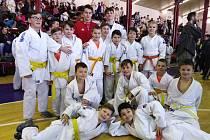 Energy Judo Team v Opavě.