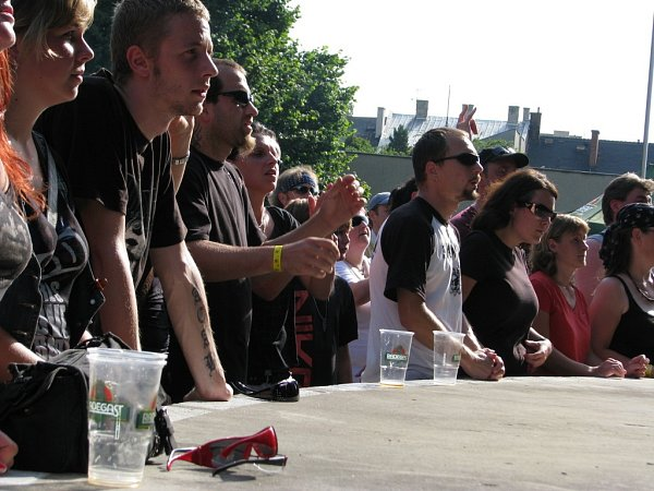 Hranický rockfest 2012 - Škwor