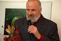 Slavnostní vernisáží byla ve středu 16. dubna zahájena výstava hranického fotografa Pavla Diatky.