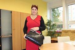 Hanu Čamborovou pojí ke kabelce vzácné vzpomínky.