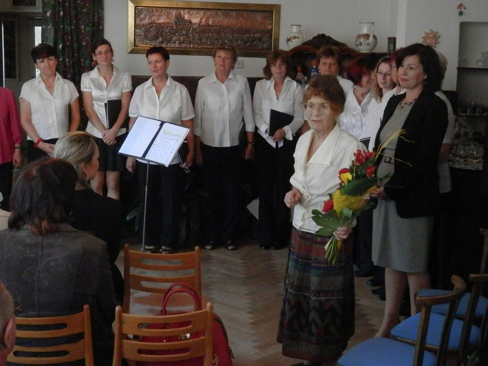 Ženský komorní sbor v Hranicích