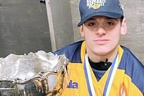 Ondřej Cubo po triumfu ve finské juniorce