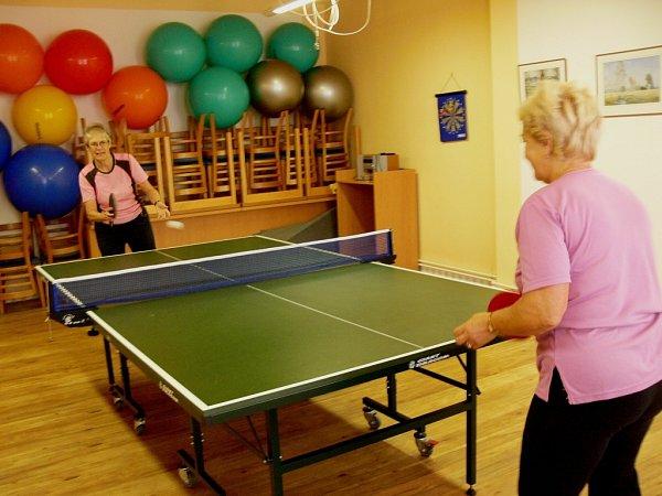 Klub seniorů vHranicích přijímal další zájemce okroužky