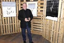 Radovan Langer zahájil svou výstavu v nizozemském městě Leidschendam-Voorburg