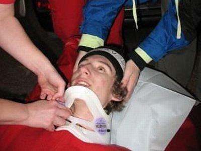 Zájemci si mohli vyzkoušet různé zdravotnické praktiky.