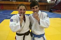 Nadšení medailisté
