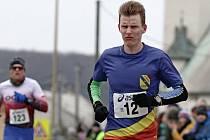 Skvělé páté místo na letošní Rohálovské desítce zaběhl hranický atlet Vojtěch Podjukl.