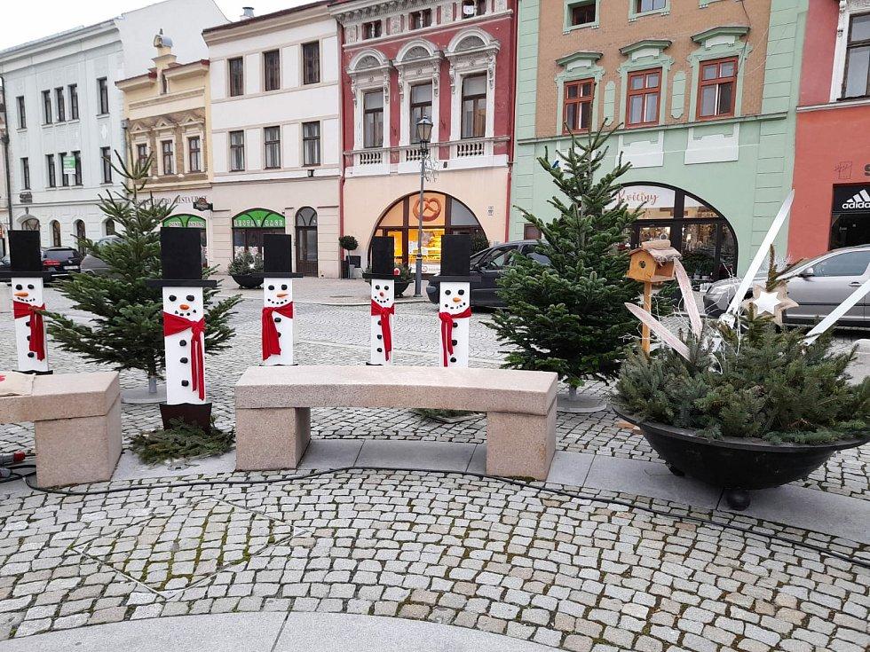 Vánoční Hranice 2020.